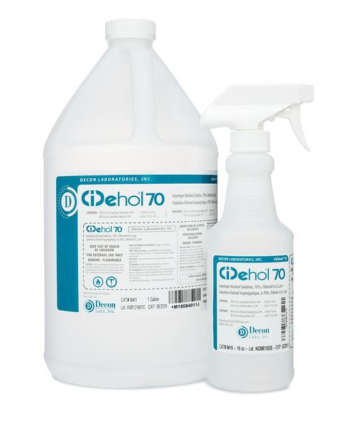IPA & Denatured Ethanol Solutions