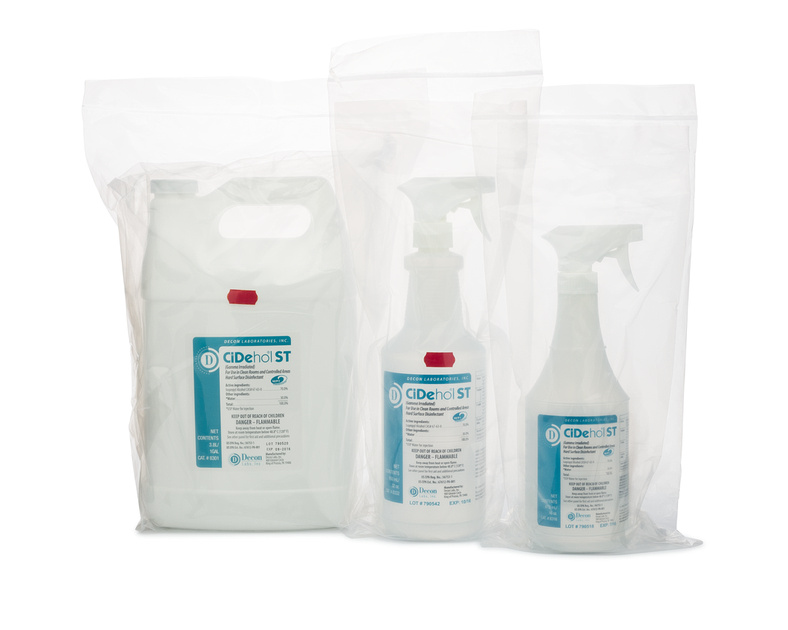 Sterile Alcohol + Disinfectants