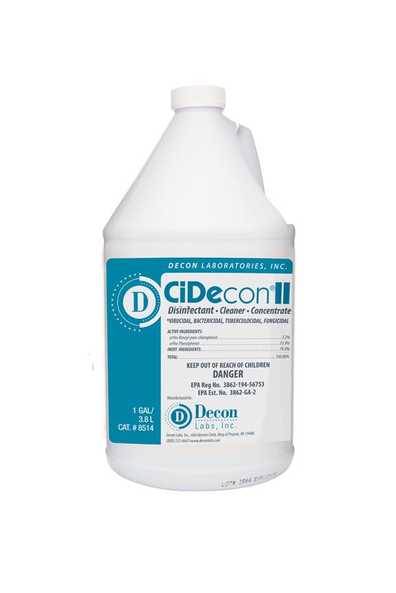 CiDecon II